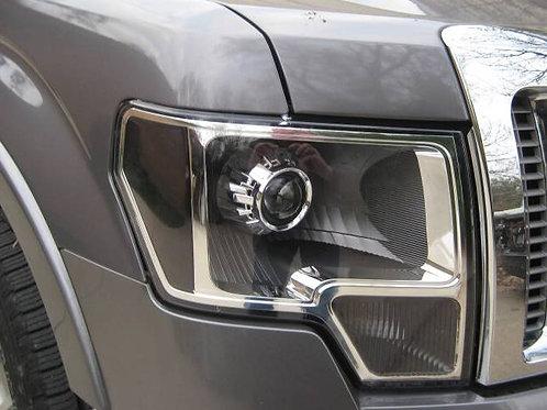2009-2014 Ford F150 custom build w/ Bi-Xenon Projectors