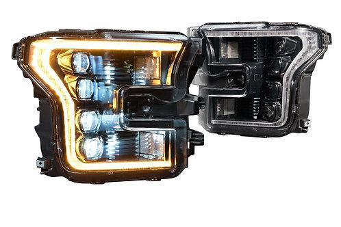 2016 + Ford Raptor Morimoto XB LED Headlights