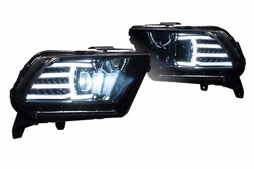 2010-2014 Mustang Morimoto LED Headlights