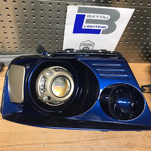 2004-2008 Ford F150 Bi-Xenon Projector build