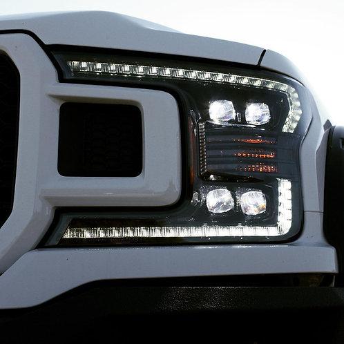 2018-2020 Ford F150 Nova Series LED Projector Headlights