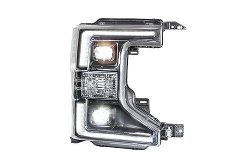 2020+ Ford Super Duty XB Hybrid LED Headlights
