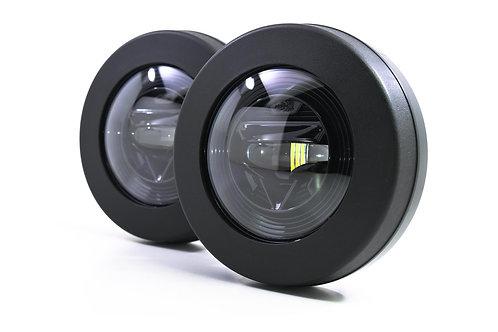 Morimoto XB LED Fog Lights (07-13 Sierra)