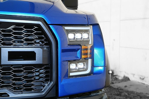 2015-2017 Ford F150 Nova Series LED Projector Headlights