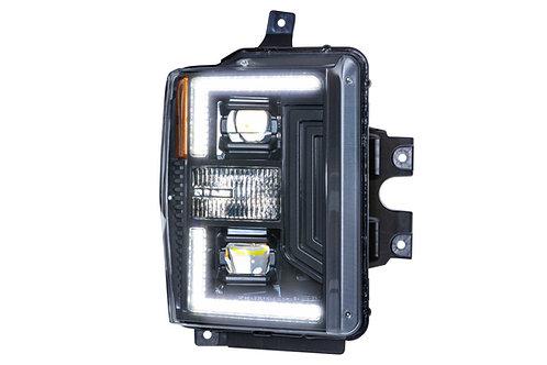 2008-2010 Ford Super Duty XB Hybrid LED Headlights