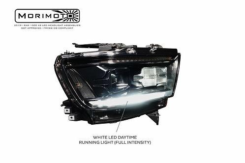 RAM 1500 (19+): XB LED HEADLIGHTS
