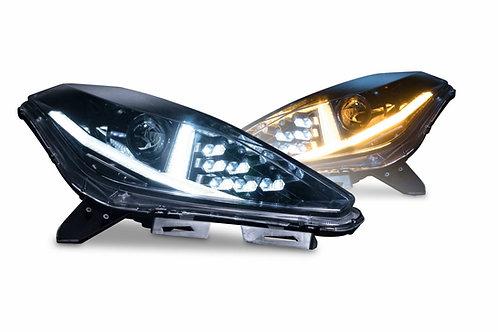 CHEVROLET CORVETTE (14-19): MORIMOTO XB LED HEADLIGHTS