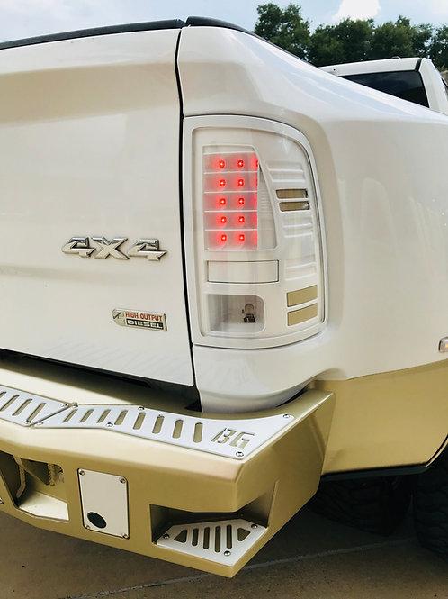 2009-2018 Dodge Ram Custom Painted LED Tail Lights