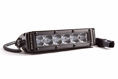 """Diode Dynamics 6"""" LED Light Bar (White)"""