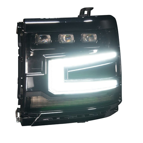 CHEVROLET SILVERADO 1500 (16-18): XB LED HEADLIGHTS