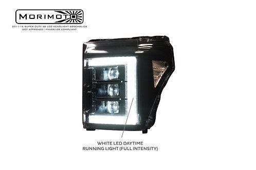 2011-2016 Ford Super Duty Morimoto XB LED Headlights