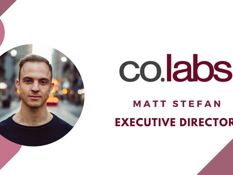 Co.Labs Announces New Incoming Executive Director