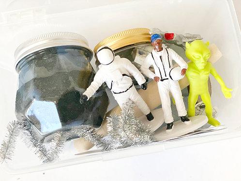 Mini Play Dough Space Kit