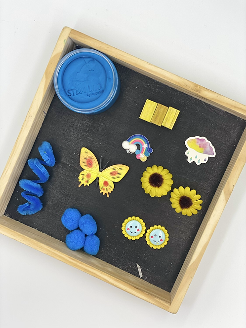 Spring Playdough Kit