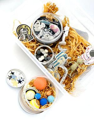 Mini Space Playdough Kit