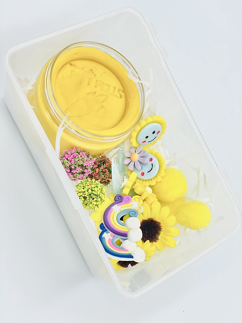 Summer Play-dough Kit
