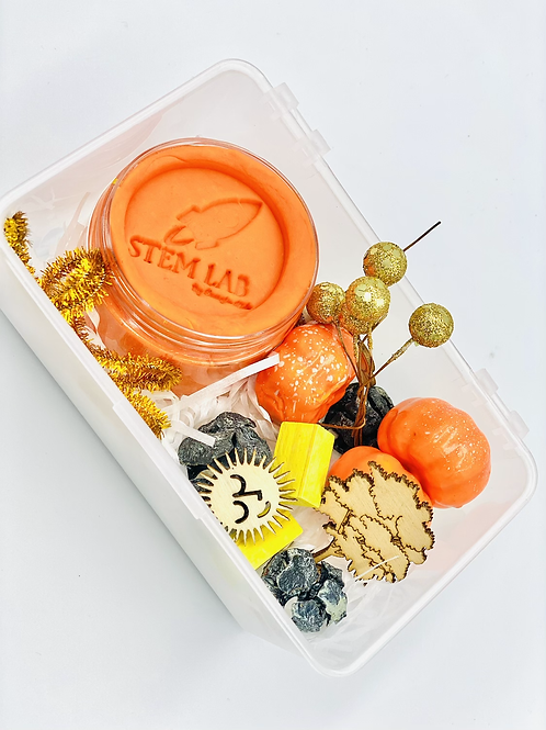 Autumn Playdough Kit