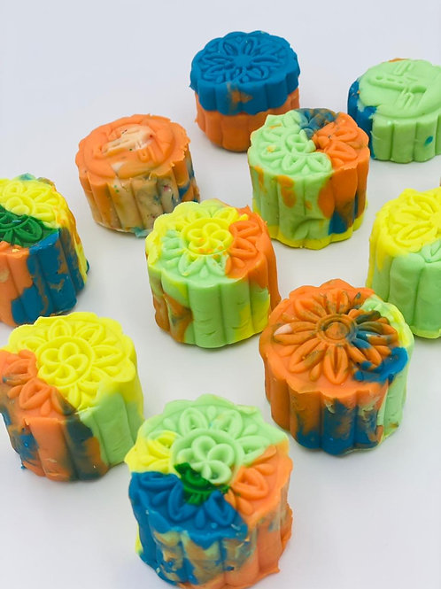 Moon Cake Playdough (Taste Safe)