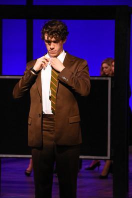 Two-piece Suit for Emmett Forrest
