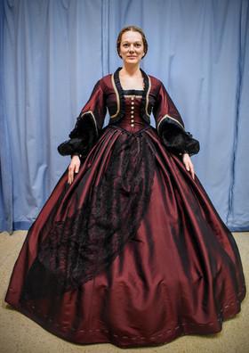 Crinoline Gown