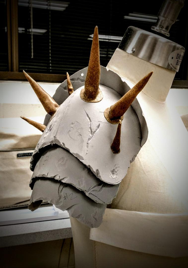 Pauldron Prototype