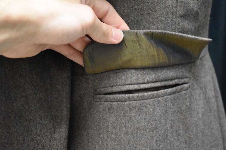 Detail: Hip Pockets