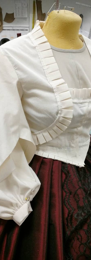 Bodice Mock-up