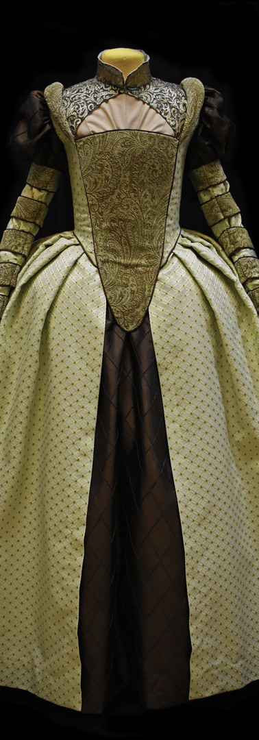 Elizabethan Dress