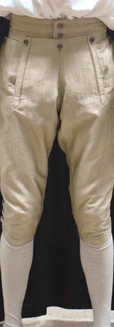 Fall-front Breeches Front