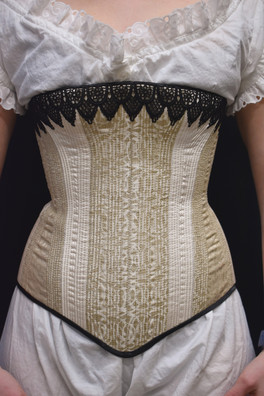Fully Corded Corset