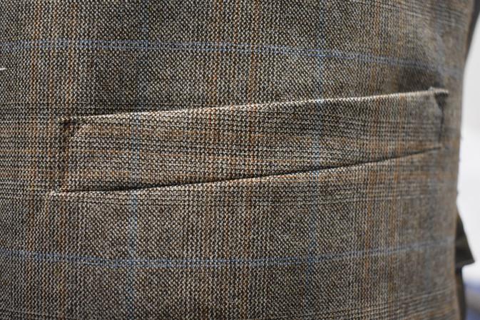 Detail: Welt Pattern Matching