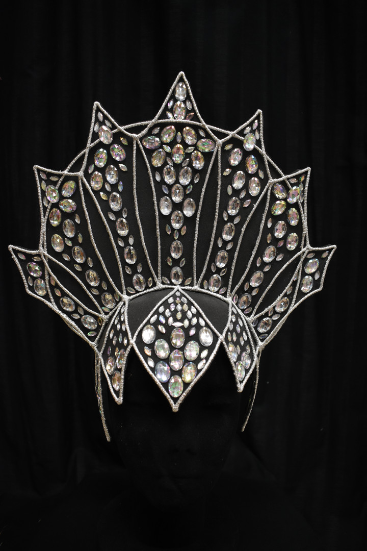 Queen of the Night Headdress