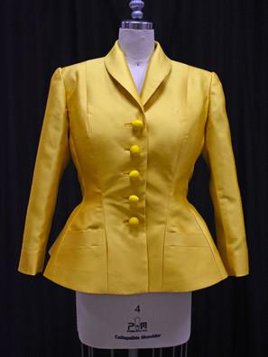 Rainbow Tour Bar Suit Jacket