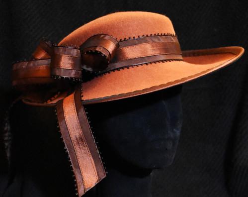 Felt Madeline Hat
