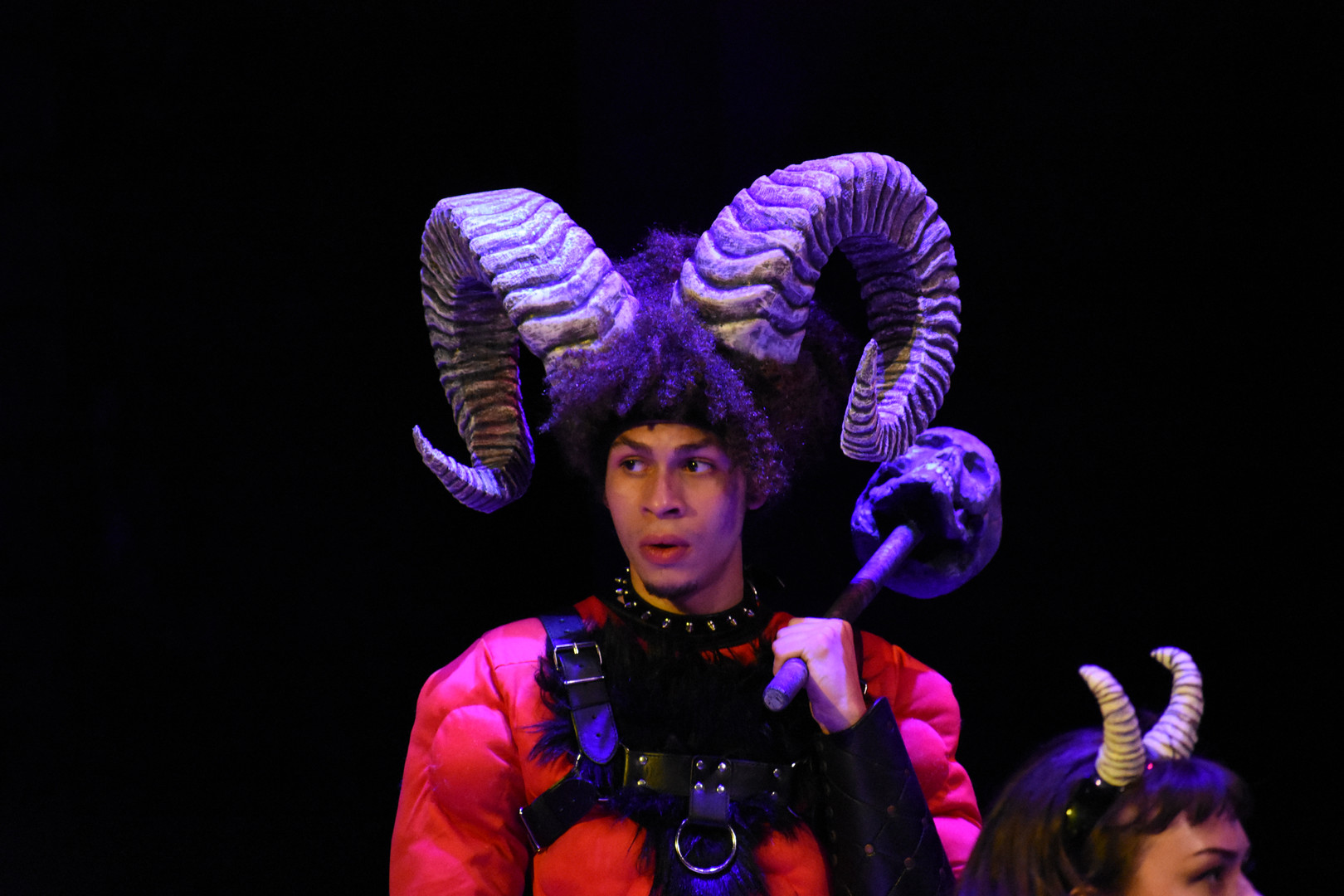 Orcus Horns