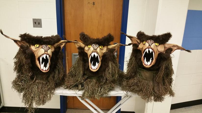 Bugbear Heads