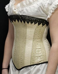 1860's Corded Corset