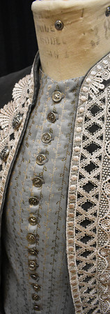 Detail: Coat Front
