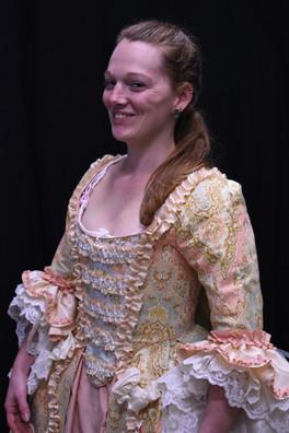 Watteau Gown
