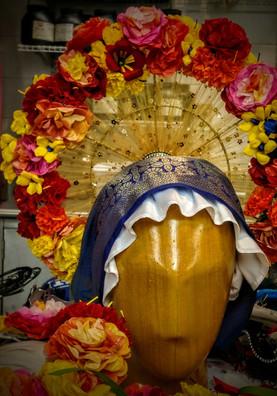 Our Lady of Oporto Headdress