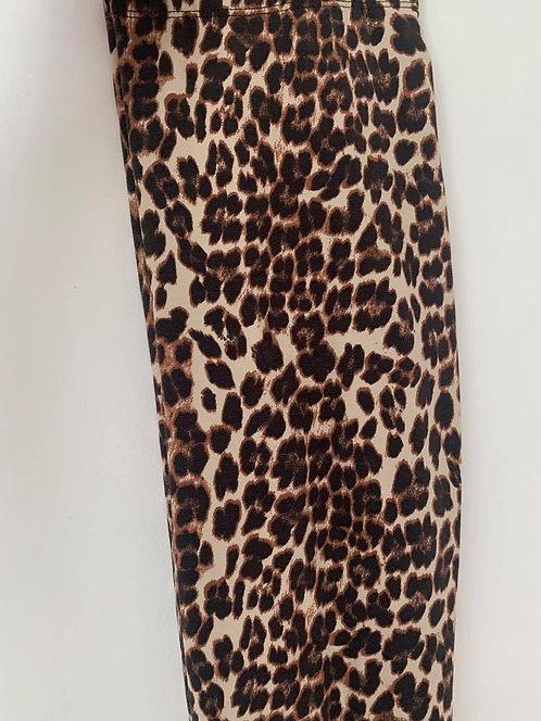 Bella - Leopard print leggings
