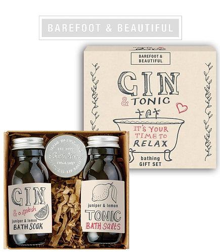 Gin and Tonic gift box