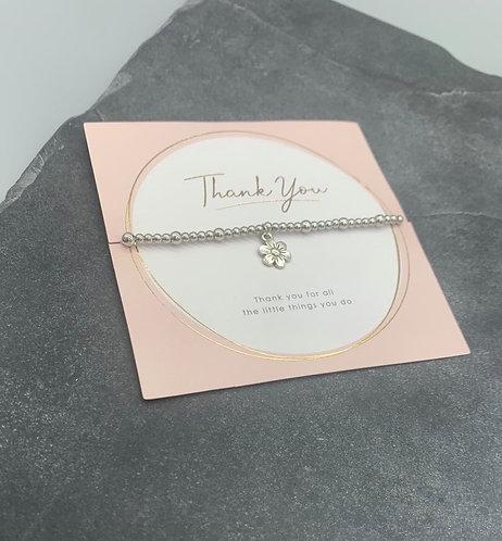 Thank you - Bracelet