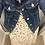 Thumbnail: Colourful animal tiered maxi dress - white
