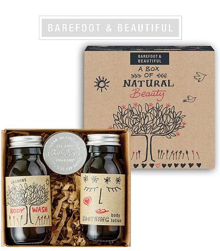 A box of natural beauty
