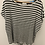 Thumbnail: Stripe Top with back detail- cols