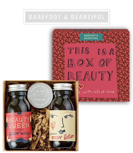 Beauty Box - made with love