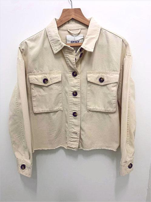 Marina Crop Jacket