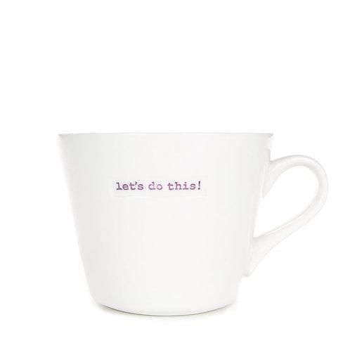 Let's do this ! Mug