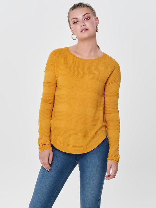 Ribbed patterned Knit